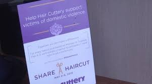 albemarle co hair cuttery helping victims of domestic violence