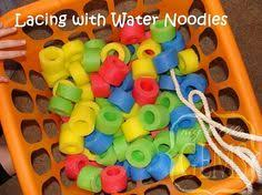 Pool Noodle Decorations Can You Believe It U0027s A Pool Noodle Pool Noodle Crafts Fun