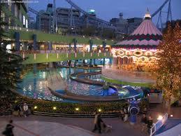 tokyo dome city laqua amusement park http maps google es maps