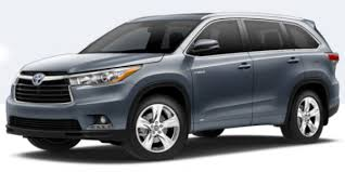 colors for toyota highlander 2017 toyota highlander hybrid color options