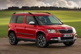 skoda yeti se drive and se l drive added to range auto express