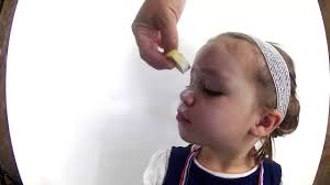 super cute 2 yr old face paint simple cow face paint for