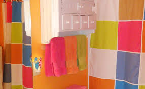 shower mesmerize colorful cloth shower curtains dazzling pretty