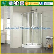 sliding rubber stopper for glass shower door sliding rubber