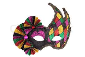 carnaval masks colorful original festive carnival mask stock photo colourbox