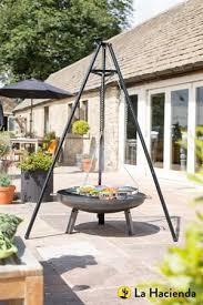 Dancook 9000 Firepit Garden Furniture Fencing Panels Landscaping Materials Fireworks