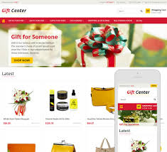 6 new responsive ecommerce themes created by psdcenter