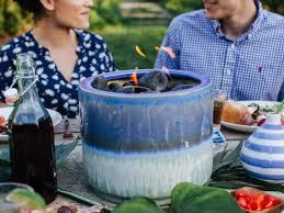 diy tabletop fireplace hgtv u0027s decorating u0026 design blog hgtv