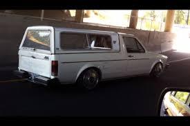 volkswagen pickup diesel ben goddard u0027s 1981 volkswagen rabbit truck