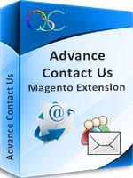 error in submition magento contact form extension