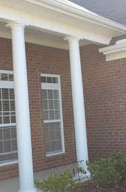 Front Porch Column Covers by Front Porch Column Wraps Home Design Ideas
