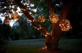 exteriror lighting for the fall season home garden design ideas