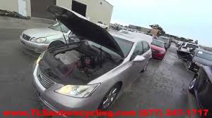 used lexus es 350 for sale in nh parting out 2007 lexus es 350 stock 5171gy tls auto recycling
