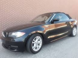 2008 bmw 1 series convertible 2008 bmw 1 series for sale carsforsale com