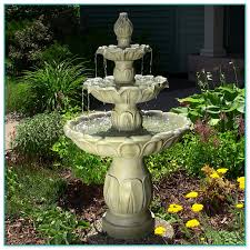 antique fountains and water features