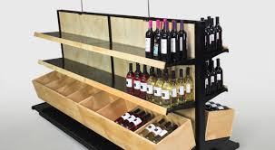 Liquor Store Shelving by 46 Shelves Store Display Rustic Wood Retail Store Product