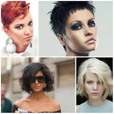 short hairstyles for women 2017 u2013 photos trendy short haircuts