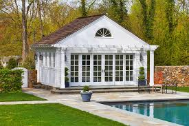 Small Pool House Floor Plans Small Pool House Crafts Home