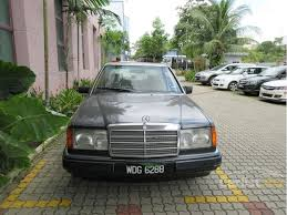mercedes 230e mercedes 230e 1991 2 3 in selangor automatic sedan others for