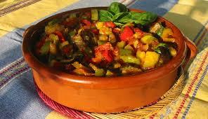 recette cuisine nicoise ratatouille niçoise