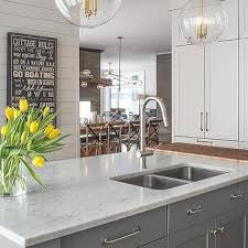 Kitchen Design Boards Marble Top Island With Built In Wood Cutting Board Transitional