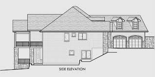 custom house plans with photos luxury house plans daylight basement house plans custom house