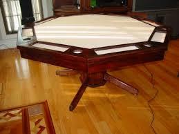 Octagon Poker Table Plans Octagon 103 Decor Pinterest Octagon Poker Table Poker Table