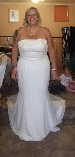 size 16 20 in mermaid dress weddingbee