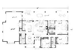 house plans 2400 square feet houseplans com country farmhouse main floor plan 17 2400 in house