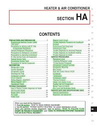 2000 nissan frontier wiring diagram database wiring diagram