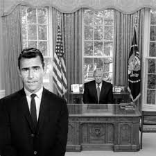 Oval Office Trump by Trump White House Oval Office Twilight Zone Snark O The Beast