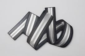 gray ribbon ribbon elektra steel