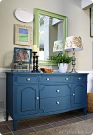 thrifty decor aubusson blue anne sloan chalk paint with