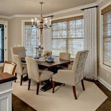 Curtains For Dining Room Windows by 147 Best Bay Window Images On Pinterest Curtains Window