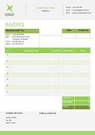 download word invoice template 2 rabitah net
