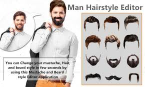hairstyles application download man hairstyle tattoo editor for android free download and software