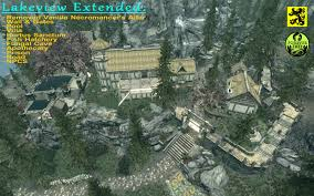 Drafting Table Skyrim Lakeview Extended Hearthfire At Skyrim Nexus Mods And Community