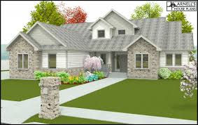 house plans free patio ideas plan cc2280 two story patio home plans free patio