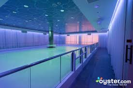 basement skate rink at the miami beach edition oyster com