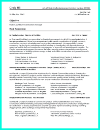 Construction Superintendent Resume Examples by Sample Construction Superintendent Resume Free Resume Example
