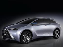 harga lexus es indonesia toyota ft ht yuejia is a six seater hybrid concept designed for china