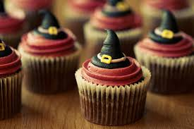 halloween witch cupcakes free stock photo public domain pictures