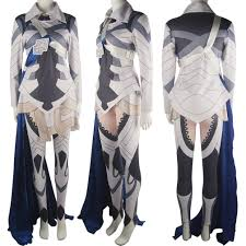 fire emblem if fates female corrin cosplay women costume anime