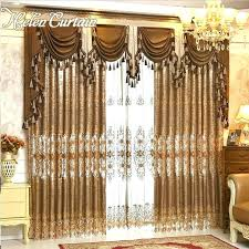 living room valances living room curtains and valances magnificent style blue flocking