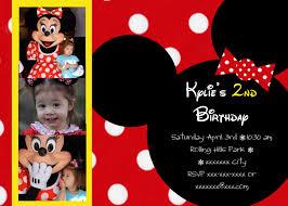 janessa castleberry minnie mouse birthday invitations