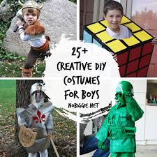 costume ideas 25 creative diy costumes for boys