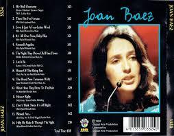 cd album joan baez joan baez euro sound europe