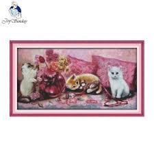 aliexpress com buy joy sunday animal style the three litten