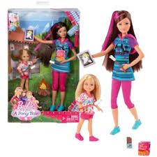buy barbie sisters pony tale skipper chelsea doll