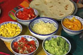 cuisine mexicaine fajitas taquiza buffet mexicain ma cuisine mexicaine